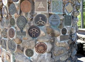 Memorial Marker - top right